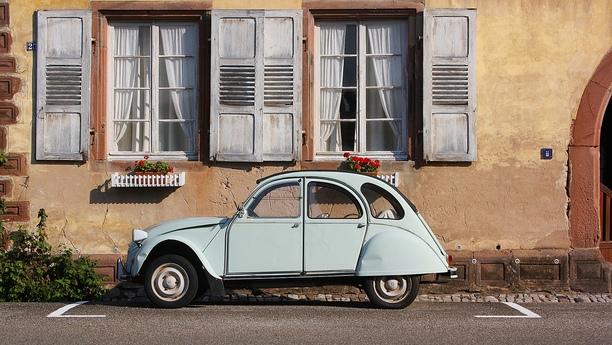 Profitez d'un véhicule de location Sixt pour votre séjour en Alsace