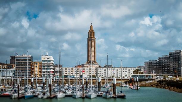 Car Hire Le Havre Centre/Cruise Term. | Sixt rent a car
