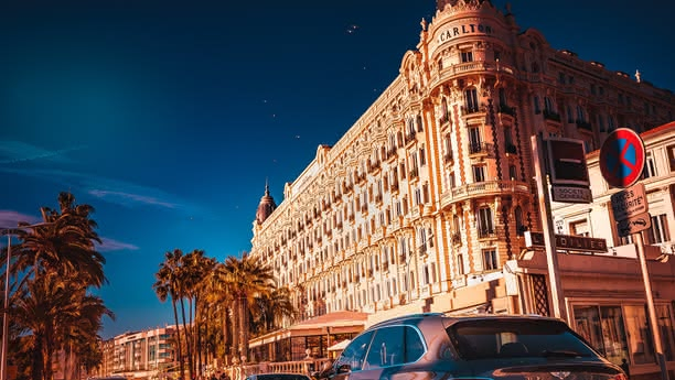 See the French Riviera with Sixt