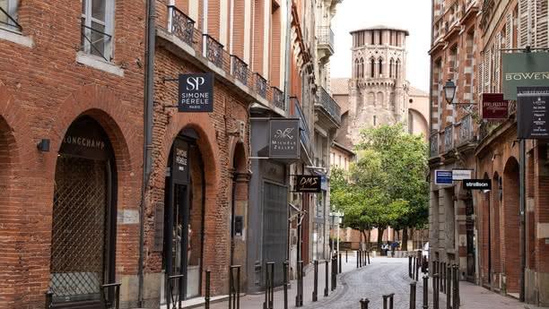 Location de voiture à la gare de Toulouse chez Sixt