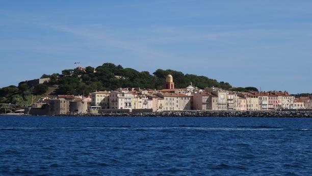 Herzlich willkommen in Saint-Tropez an der Côte d'Azur