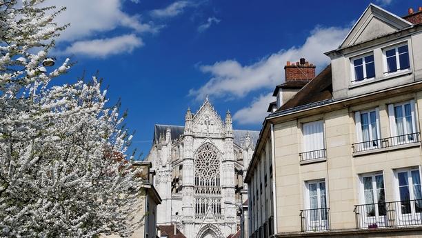 Den Norden Frankreichs mit dem Leihwagen erkunden