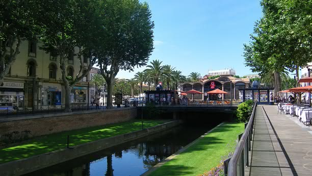 Car hire and Perpignan airport