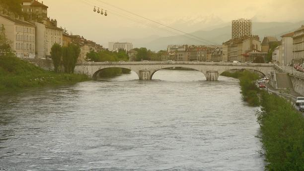 Entdecken Sie die Alpen, in Grenoble