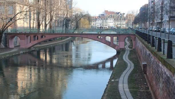 Herzlich willkommen in Straßburg am Rhein