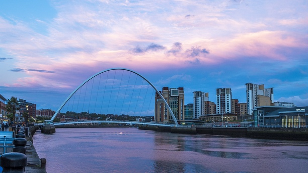 Car hire in Gateshead from Sixt can make your visit better