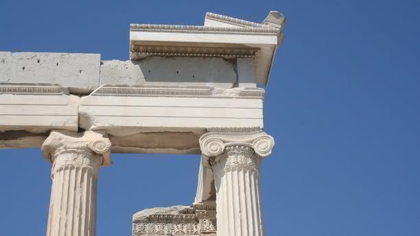 Herzlich Willkommen in Athen