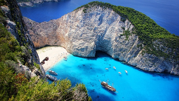 Car hire in Zakynthos, Greece