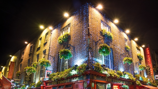 Herzlich Willkommen in Dublin