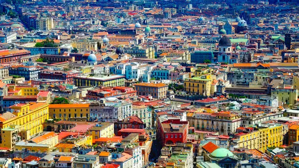 Naples Airport car hire