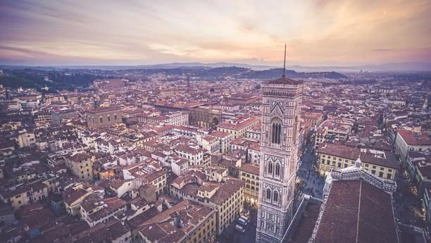 Sixt car hire in Florence