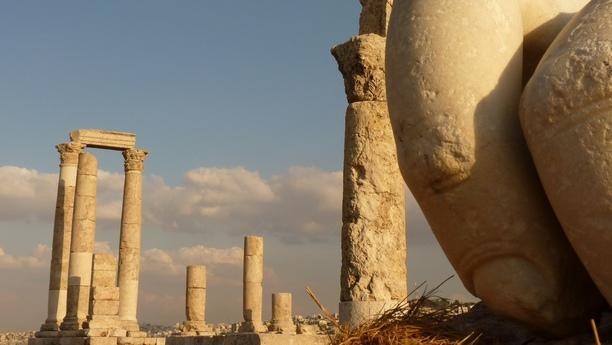 Willkommen in Amman, der geschichtsträchtigen Hauptstadt Jordaniens