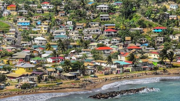 Unsere Sixt Autovermietung in St Lucia am Domestic Flughafen begrüßt Sie herzlich