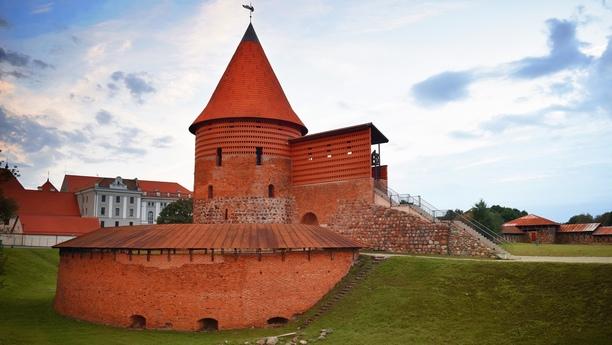 Herzlich willkommen in der Universitätsstadt Kaunas