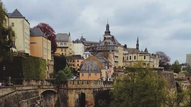Car Hire in Luxembourg