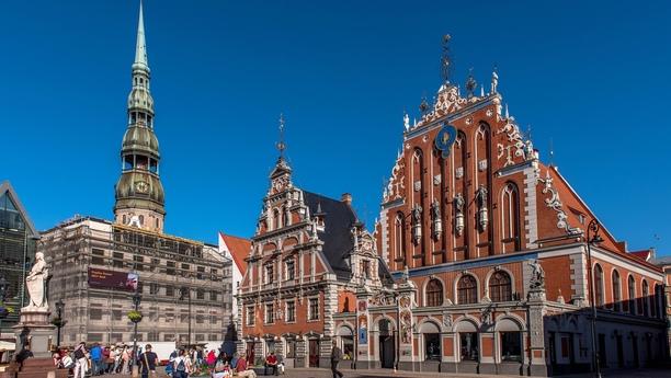 Herzlich willkommen in der lettischen Hauptstadt Riga!