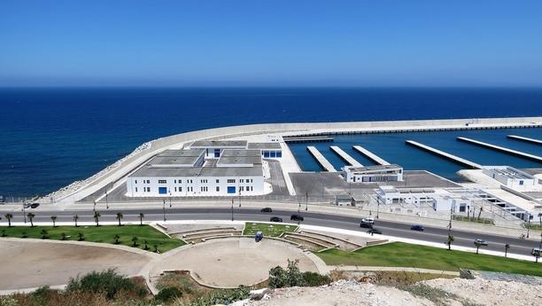 Location de voiture à l'aéroport de Tanger chez Sixt