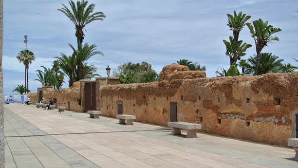 Amazing things to see in Morocco's capital city with a Rent a Car