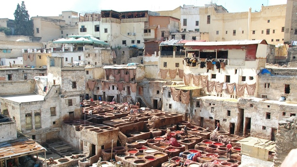 What to see in Fes, Morocco with your Rent a Car