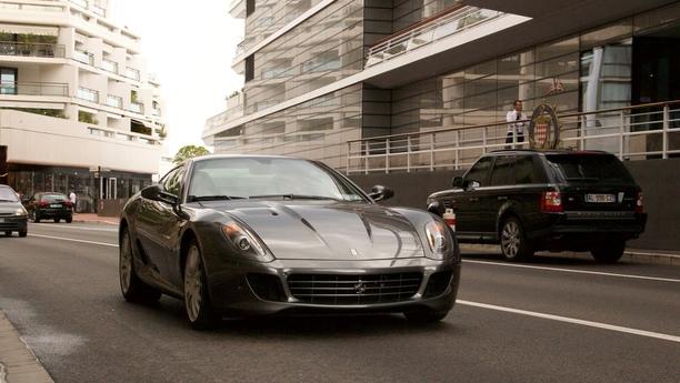 Location de voiture à Monaco Monte Carlo/Le Méridien - Sixt