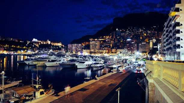 Car hire in Monaco with Sixt