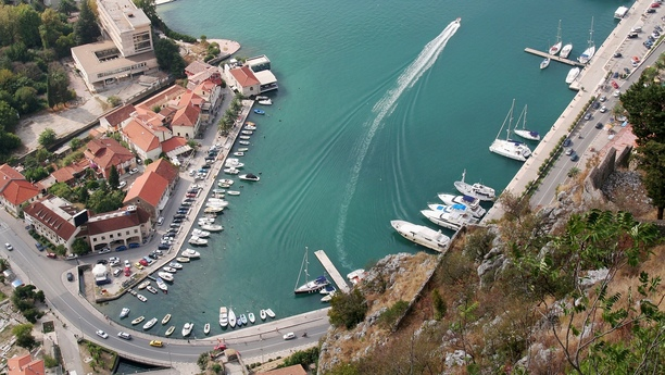 Herzlich willkommen in Kotor