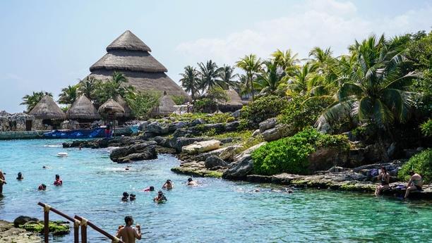 Herzlich Willkommen in Cancun, auf der schönsten Halbinsel Mexicos