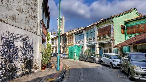 Profitez d'un véhicule de location Sixt pour votre séjour à Penang