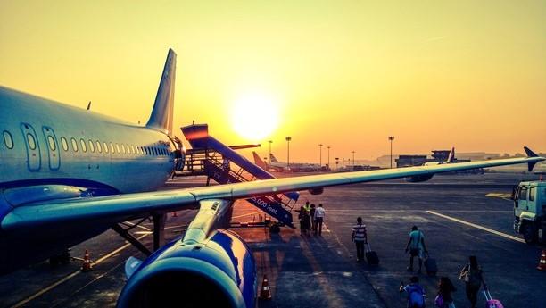 Unsere Flughafenfiliale im mosambikanischen Quelimane