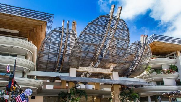Location de voiture à Nouméa/Le Stanley - Sixt