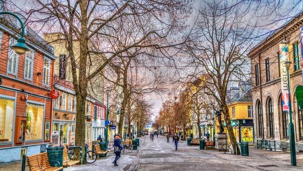 Location de voiture Trondheim chez Sixt