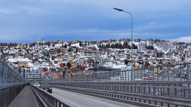 Sixt Car Hire and Tromsø Airport, Norway