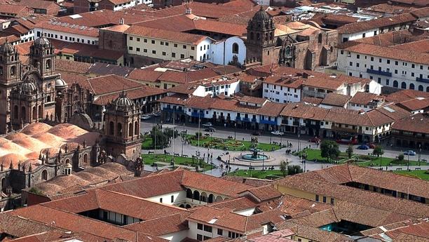 Louez une voiture à Cuzco avec Sixt