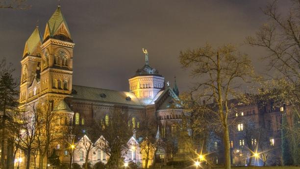 Herzlich willkommen in der oberschlesischen Großstadt Kattowitz!
