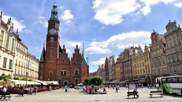 Herzlich willkommen in Breslau, der schönsten Stadt in Niederschlesien!
