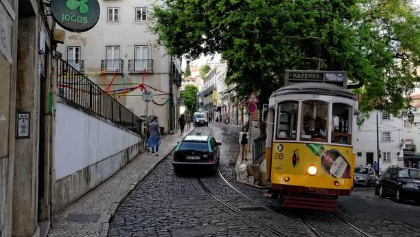 Bem-vindo a Lisboa