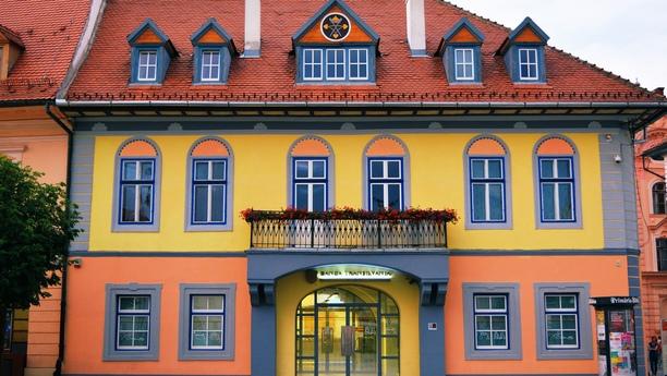Sixt car rental in Sibiu