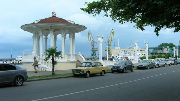 Things to see in Sochi with a Car Rental
