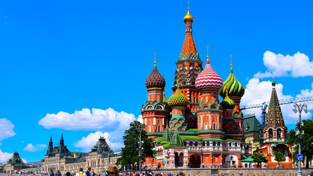 Things to see in Moscow with your car rental