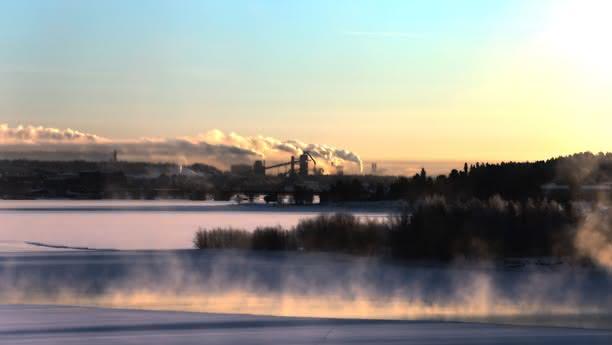 Sixt car hire at Luleå Kallax Airport, Sweden