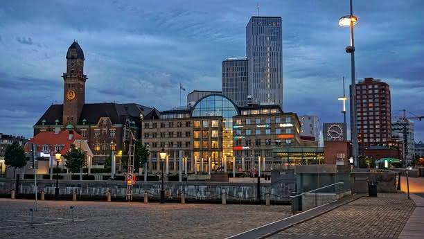 Wir begrüßen Sie in der schwedischen Hafenstadt Malmö!