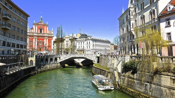 Affordable Car Rental With Sixt In Slovenia: Ljubljana