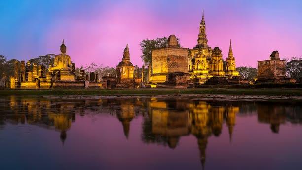 Herzlich willkommen in Bangkok