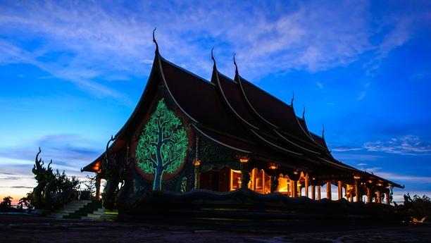 Herzlich Willkommen in Ubon Ratchathani, im Osten Thailands!