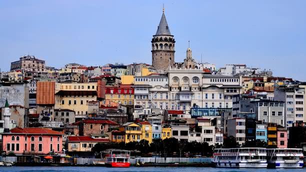 Herzlich willkommen im Herzen von Istanbul