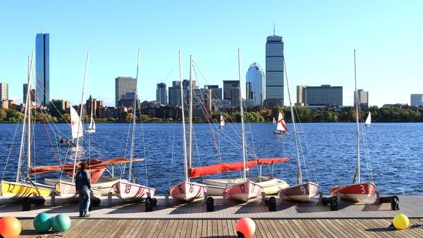 Viaje por Massachusetts y Nueva Inglaterra al volante de un vehículo de Sixt