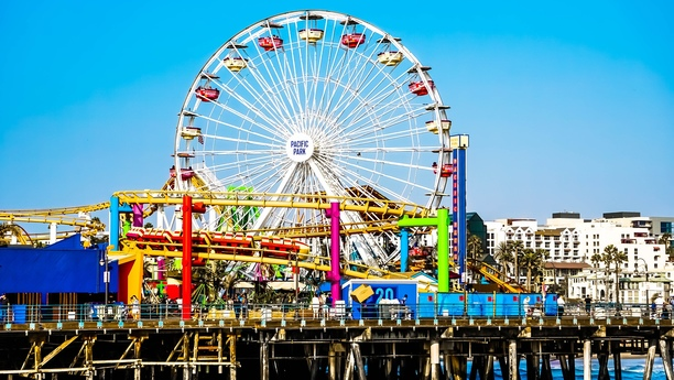 Santa Monica - eine Stadt zwischen Kultur und Hollywood
