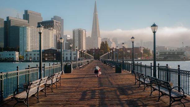 Durch San Francisco mit einem günstigen Mietwagen von Sixt