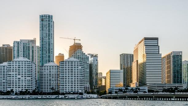 Sixt Autovermietung in Miami Downtown