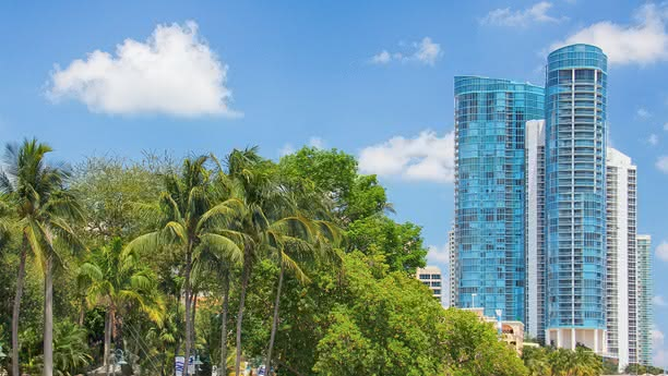 Car hire in Fort Lauderdale, Florida US